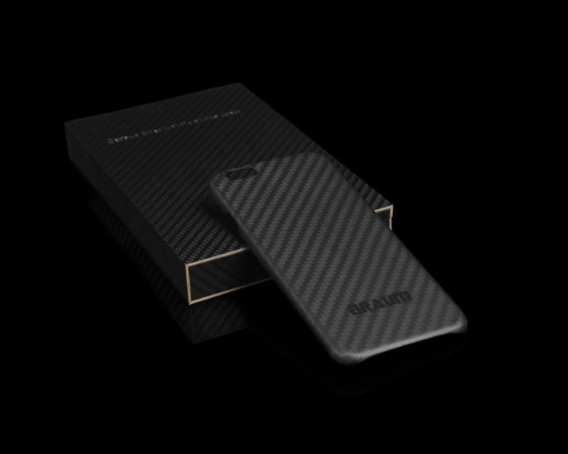 Braum Racing BRPC-CFI6 iPhone 6 Carbon Fiber Case - Black