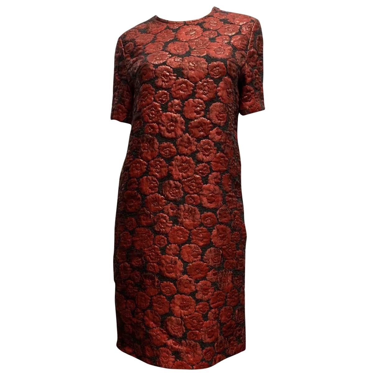 Lanvin \N Red Wool dress for Women 38 FR