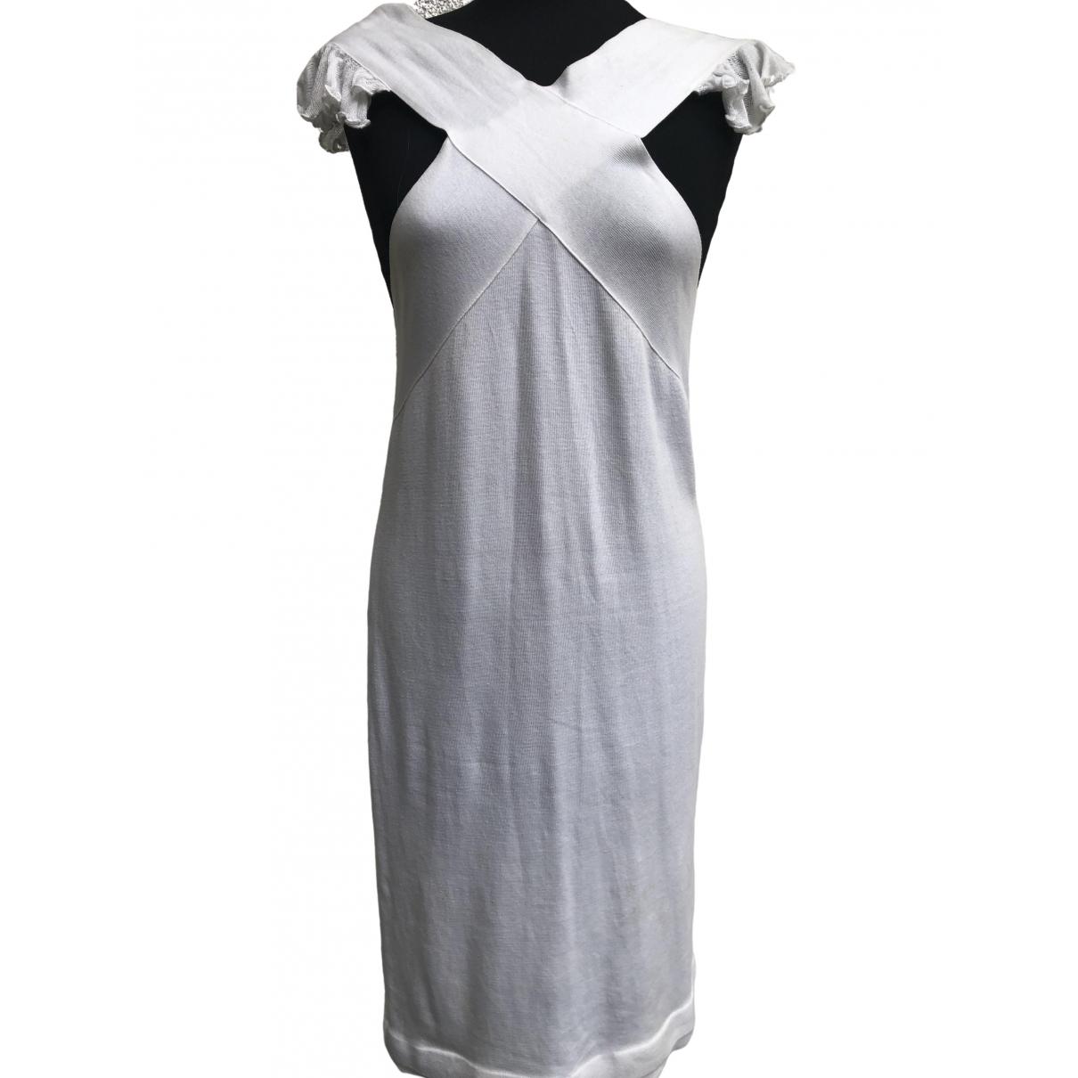 Vestido midi Blumarine