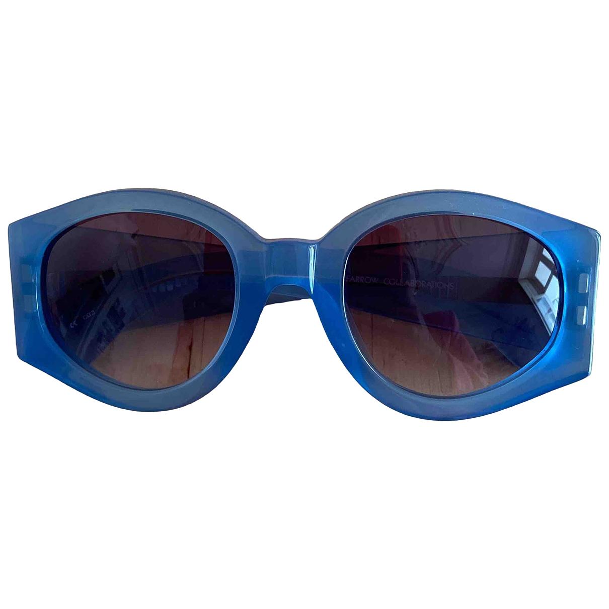 Gafas oversize Linda Farrow