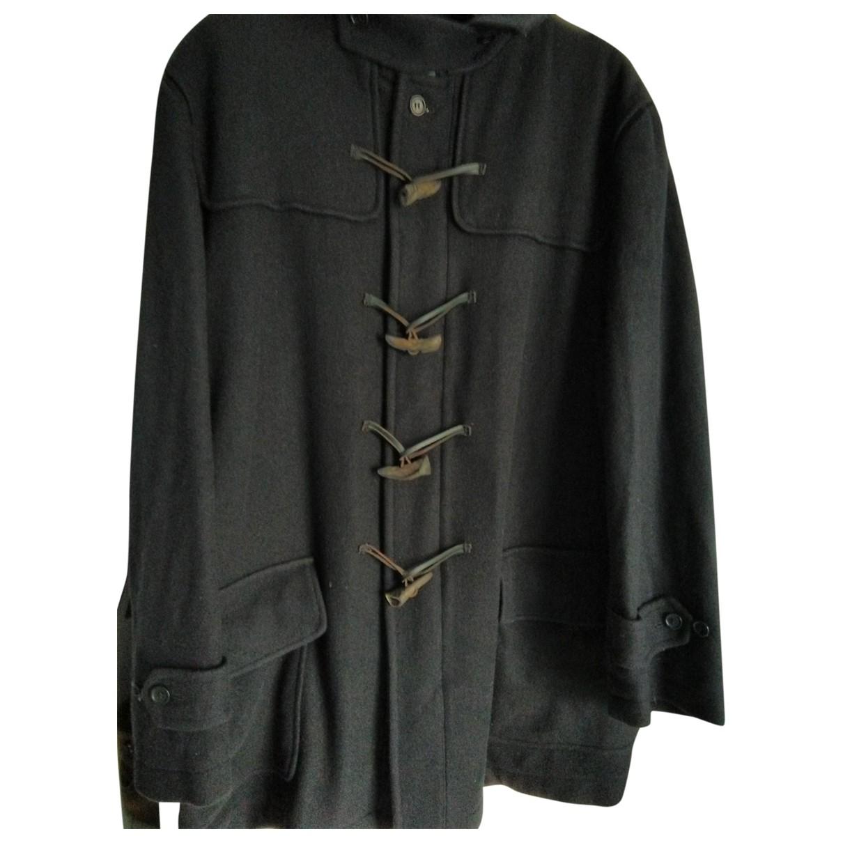 Melinda Gloss - Manteau   pour homme en laine - marine