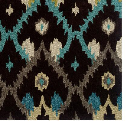RUG-TAE0157 5 x 8 Rectangle Area Rug in