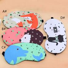 1pc Cartoon Graphic Eye Cover