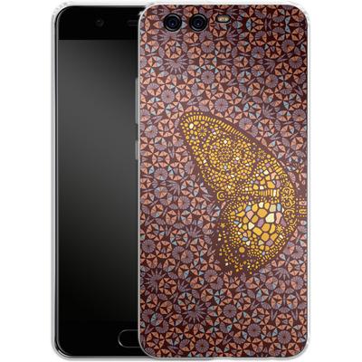 Huawei P10 Silikon Handyhuelle - Metamorphosis von Daniel Martin Diaz
