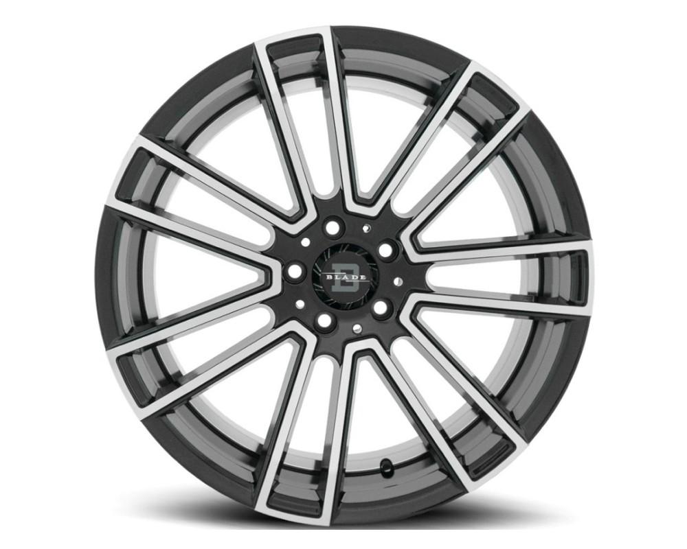 Blade BL-401 Nadir Wheel 22x8.5 5x112 35mm Black Machined