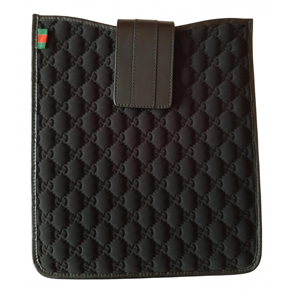 Gucci - Accessoires   pour lifestyle en toile - noir