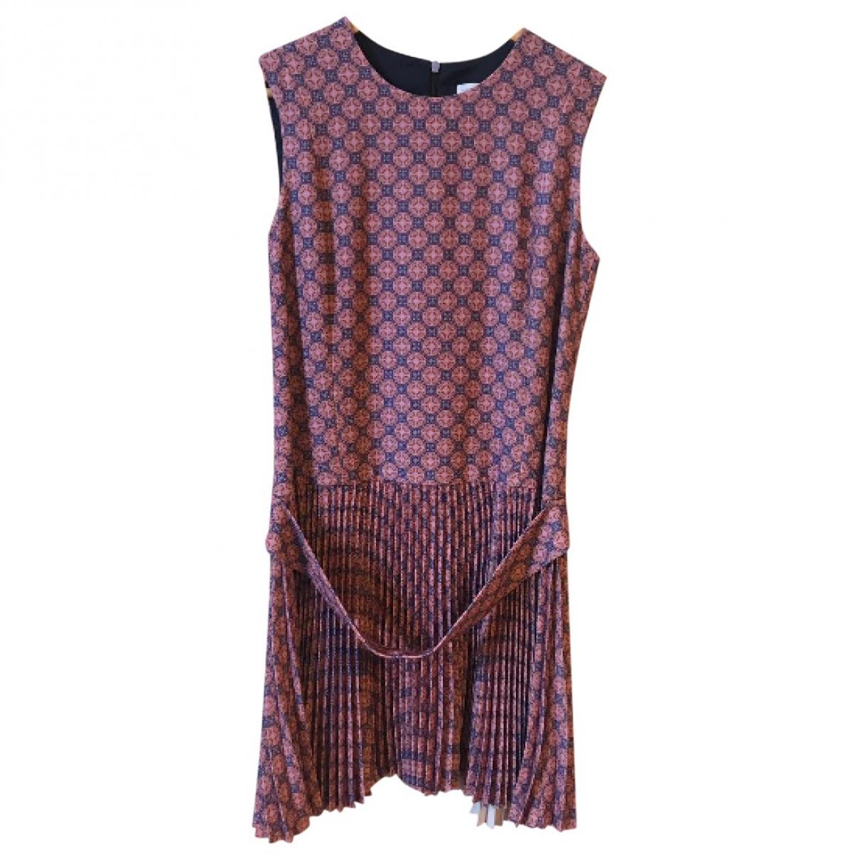 Victoria Beckham \N Kleid in  Rosa Polyester