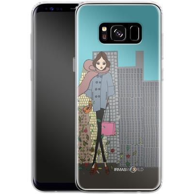 Samsung Galaxy S8 Silikon Handyhuelle - IRMA In Chicago von IRMA