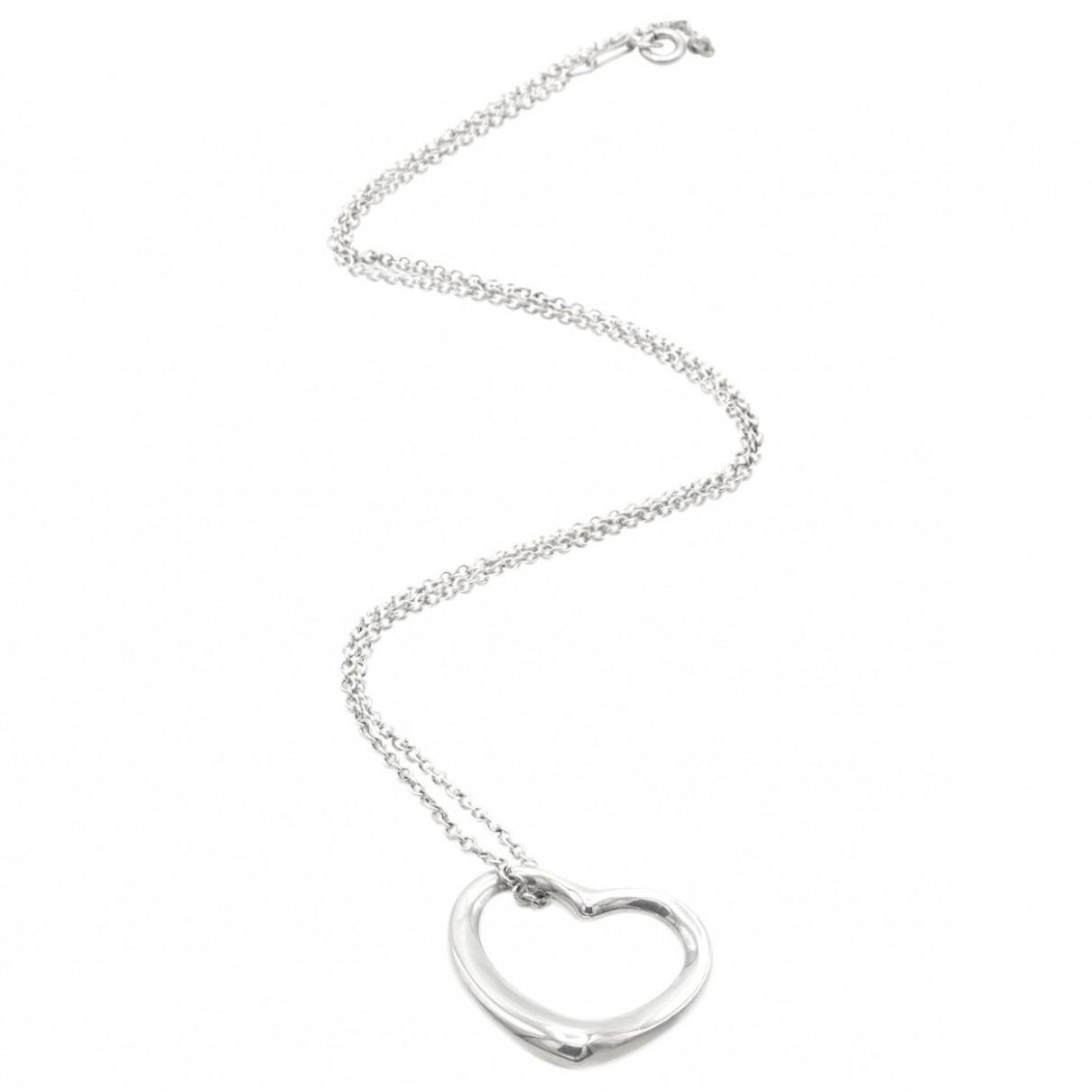 Collar Elsa Peretti  de Plata Tiffany & Co