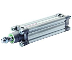 IMI Norgren Pneumatic Profile Cylinder 32mm Bore, 250mm Stroke, PRA/802000/M Series, Double Acting