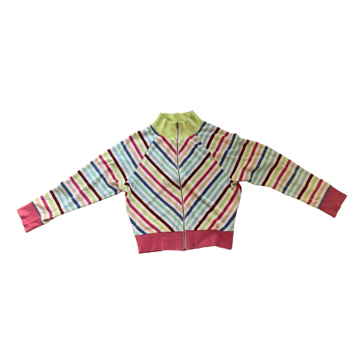 M Missoni - Blouson   pour femme en coton - multicolore