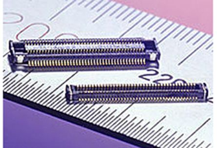 Molex , 502430, 24 Way, 2 Row, Straight PCB Header (750)