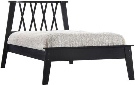 Moffett Collection 25395T Twin Size Bed with