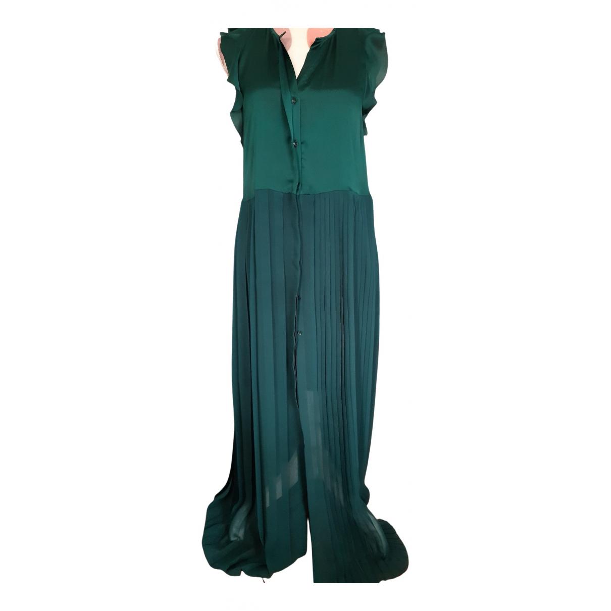 Cop Copine - Robe   pour femme - vert
