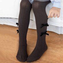 Calcetines de niños Liso Casual