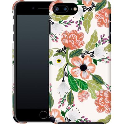 Apple iPhone 8 Plus Smartphone Huelle - Botanical Dream von Iisa Monttinen