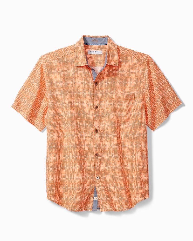 Coconut Point Geo Camp Shirt