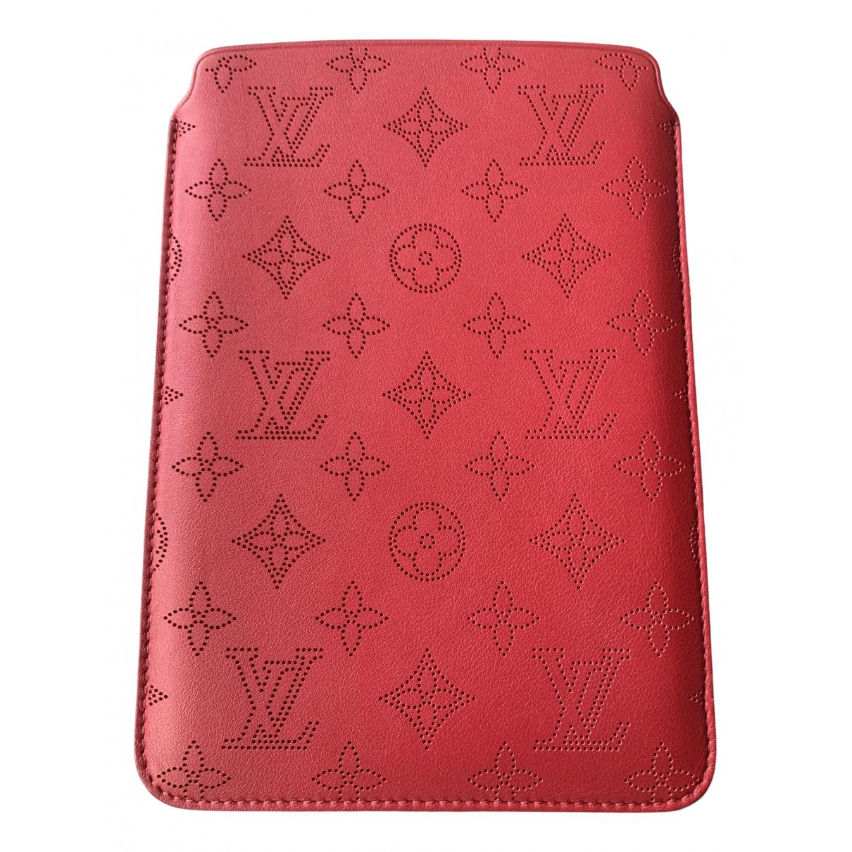 Funda ipad de Cuero Louis Vuitton