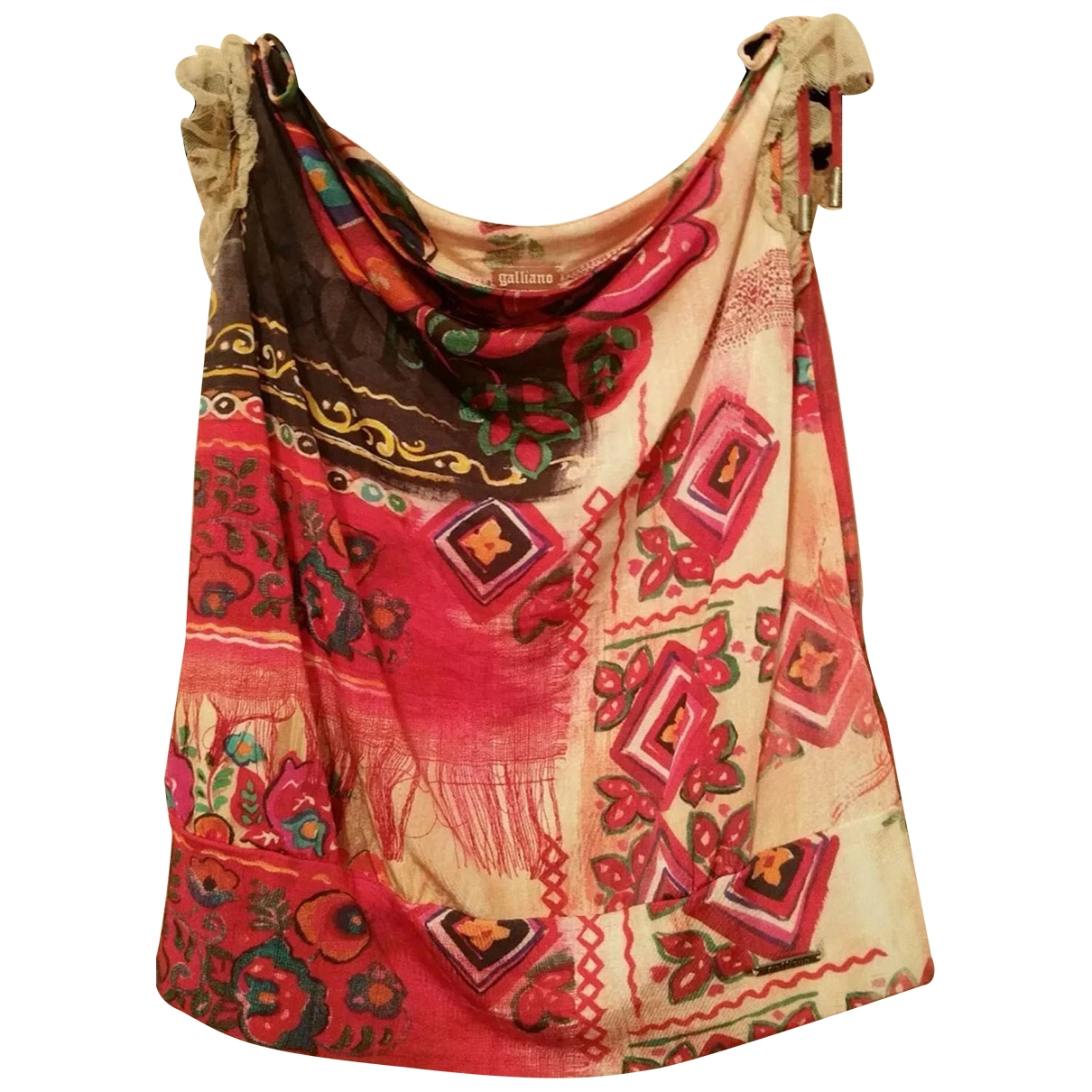 Galliano \N Multicolour  top for Women L International