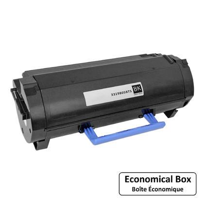 Dell 331-9805 C3NTP M11XH cartouche de toner compatible noire 8500 pages - boîte économique