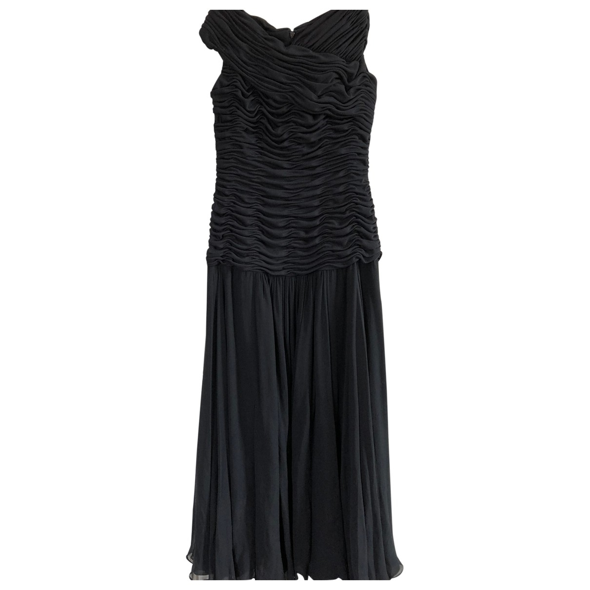 Oscar De La Renta \N Black dress for Women 8 UK