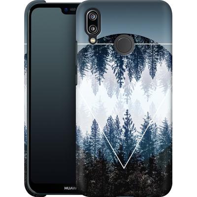 Huawei P20 Lite Smartphone Huelle - Woods 4 von Mareike Bohmer