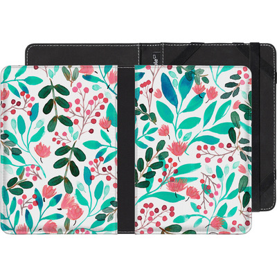 Amazon Kindle Paperwhite 3G eBook Reader Huelle - Bright Foliage  von Iisa Monttinen