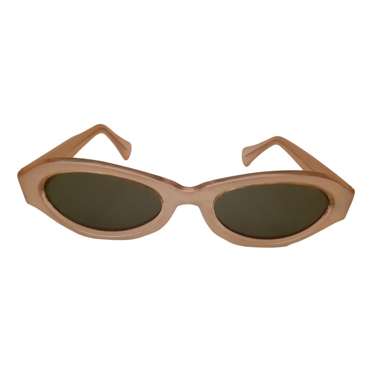 Vogue \N Beige Sunglasses for Women \N