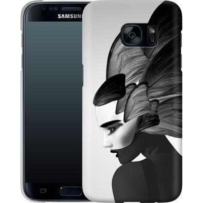 Samsung Galaxy S7 Smartphone Huelle - Lady D von Mark Ashkenazi