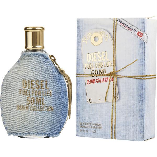 Fuel For Life Denim Pour Elle - Diesel Eau de toilette en espray 50 ML