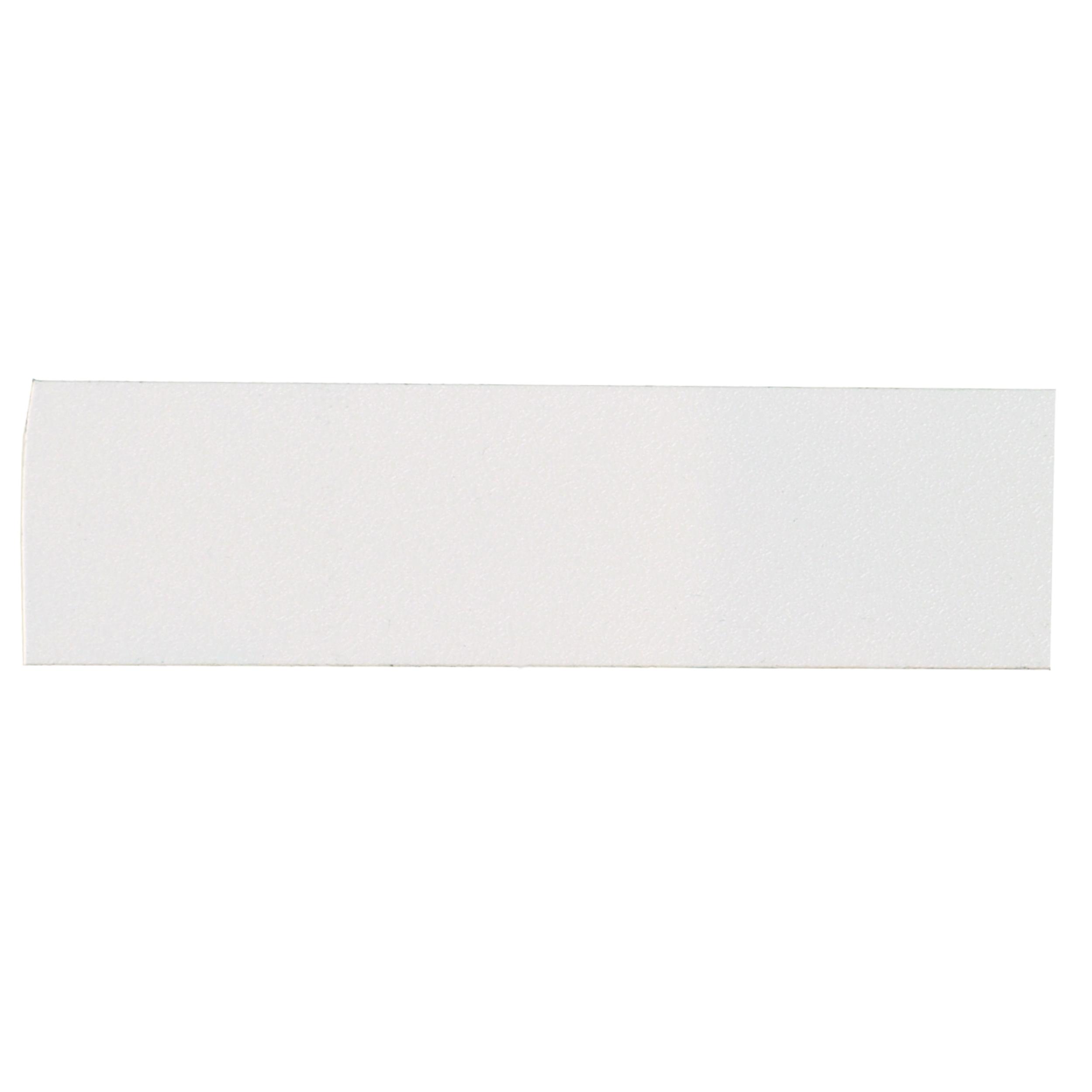 Melamine, White 7/8
