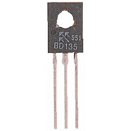 ON Semiconductor ON Semi BD180G PNP Transistor, 1 A, 80 V, 3-Pin TO-225