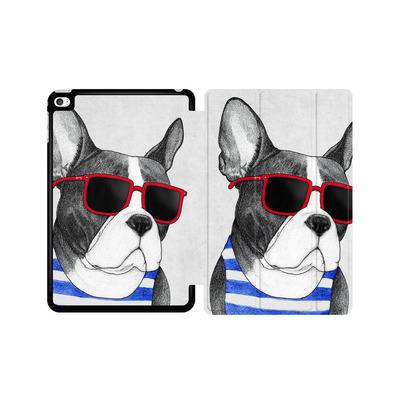 Apple iPad mini 4 Tablet Smart Case - Frenchie Summer Style von Barruf