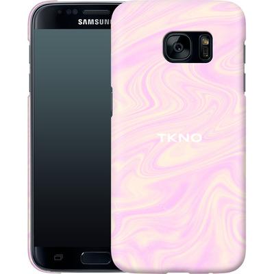 Samsung Galaxy S7 Smartphone Huelle - TKNO von Berlin Techno Collective