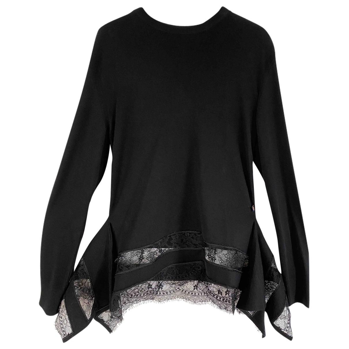 Louis Vuitton \N Black Wool Knitwear for Women 38 FR