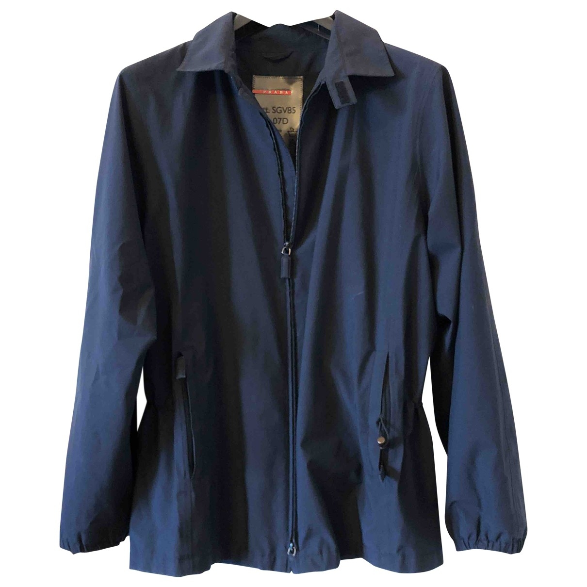 Prada \N Navy jacket  for Men 40 UK - US