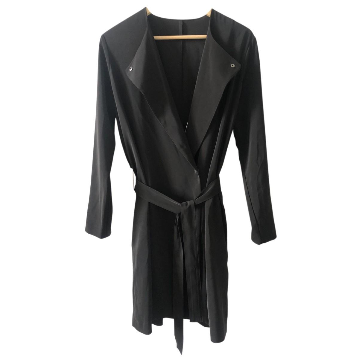 Samsoe & Samsoe - Manteau   pour femme - noir