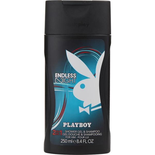 Endless Night - Playboy Gel de ducha cuerpo y cabello 250 ml