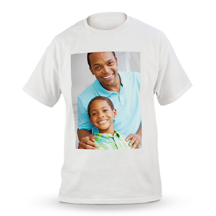 Photo T-shirt X-large, Gift