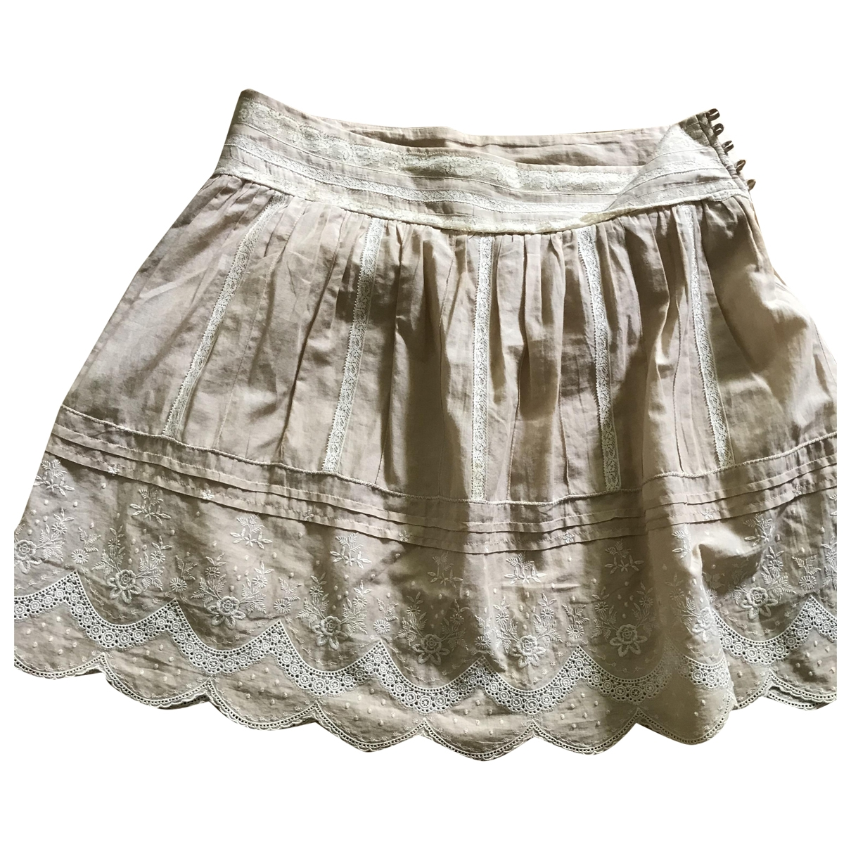 Mini falda Sandro