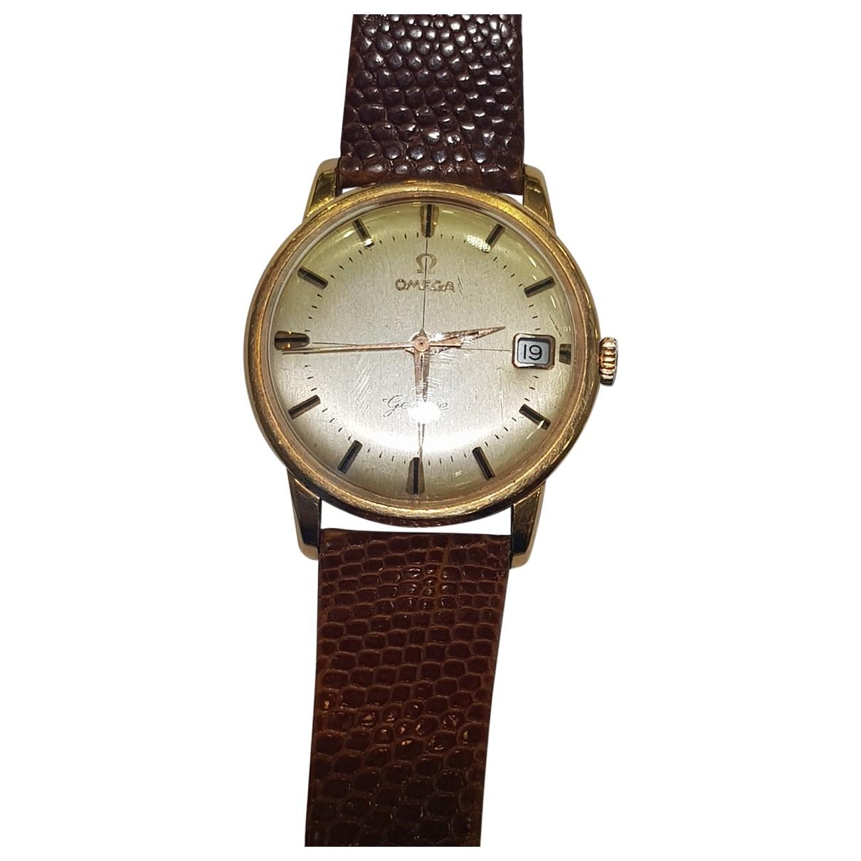 Relojes Seamaster de Oro rosa Omega