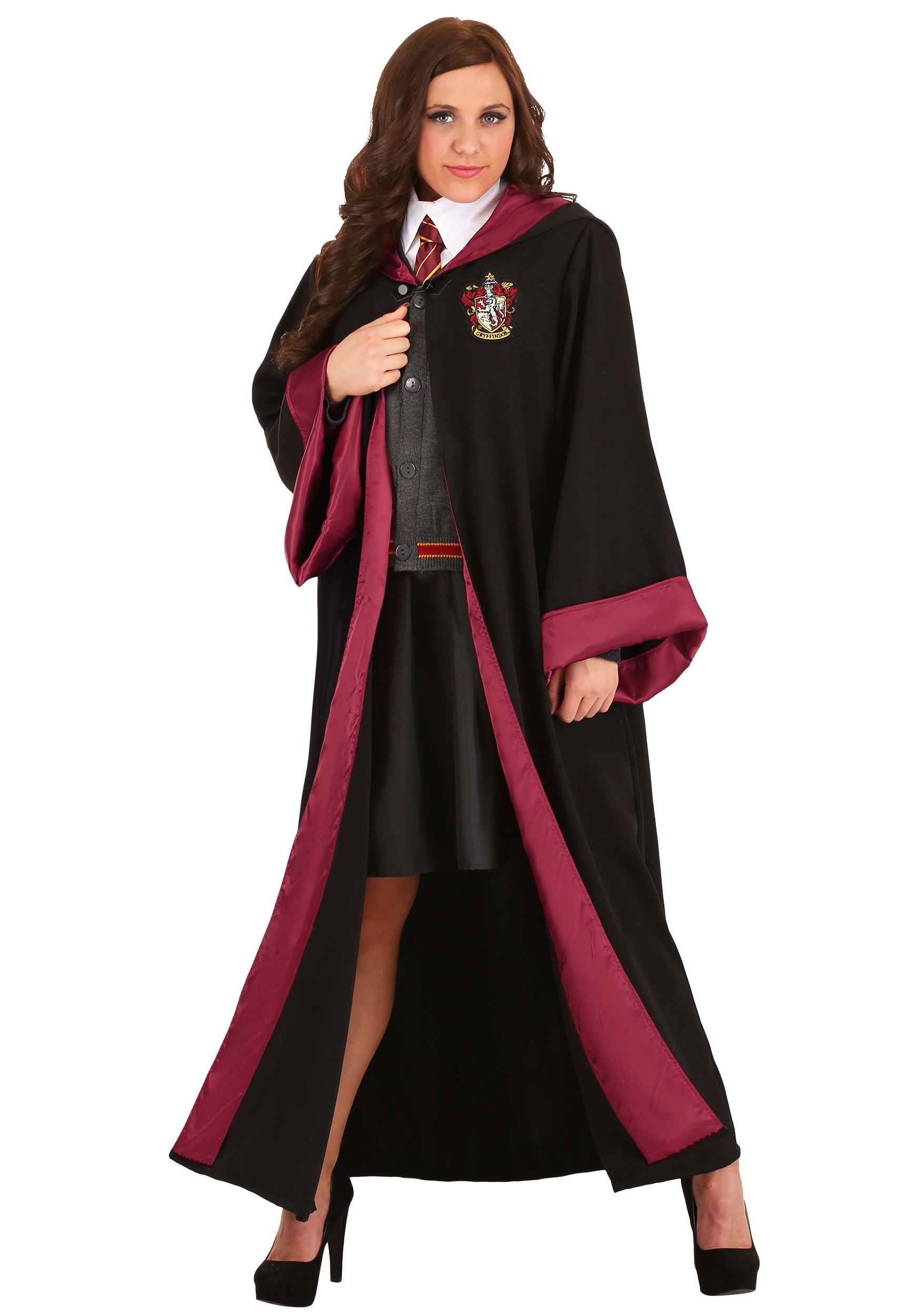 Plus Size Women's Deluxe Harry Potter Hermione Costume