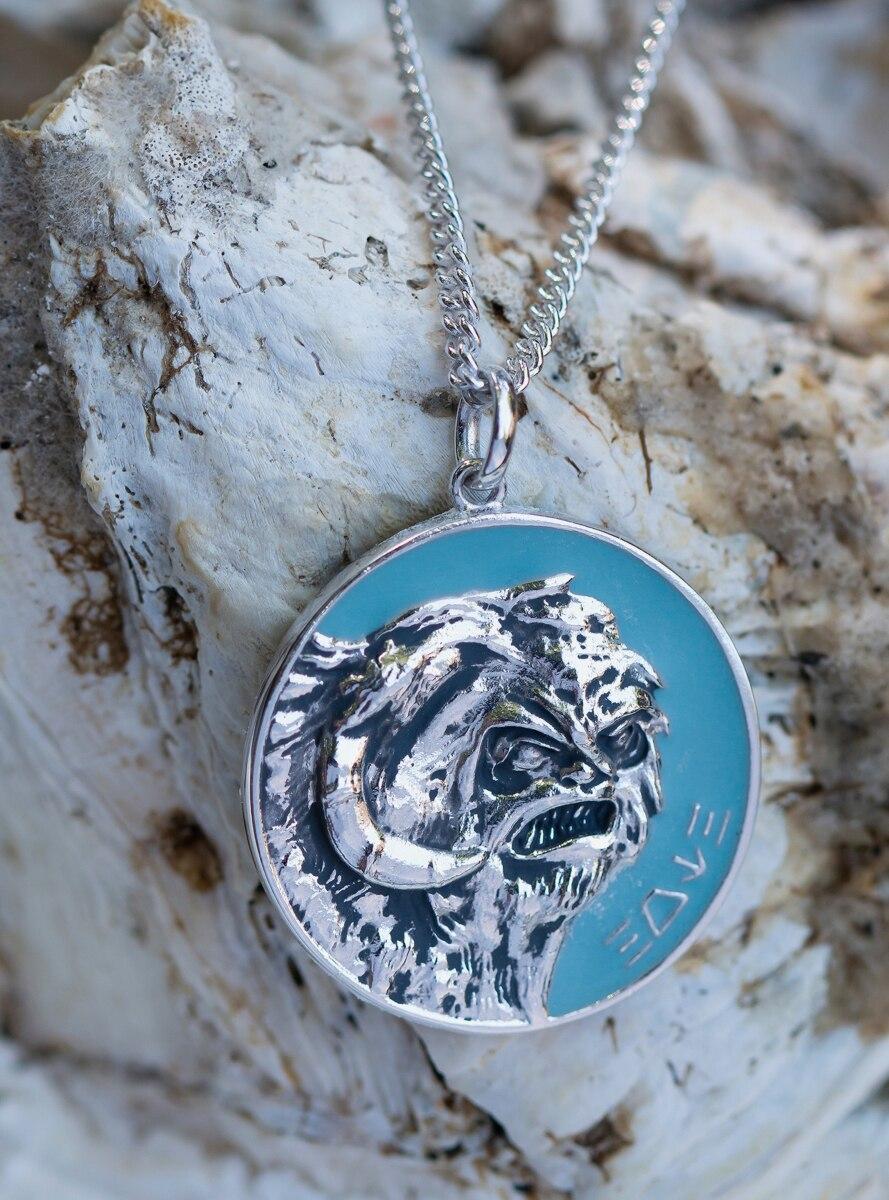 Star Wars RockLove Planetary Medallion - Hoth