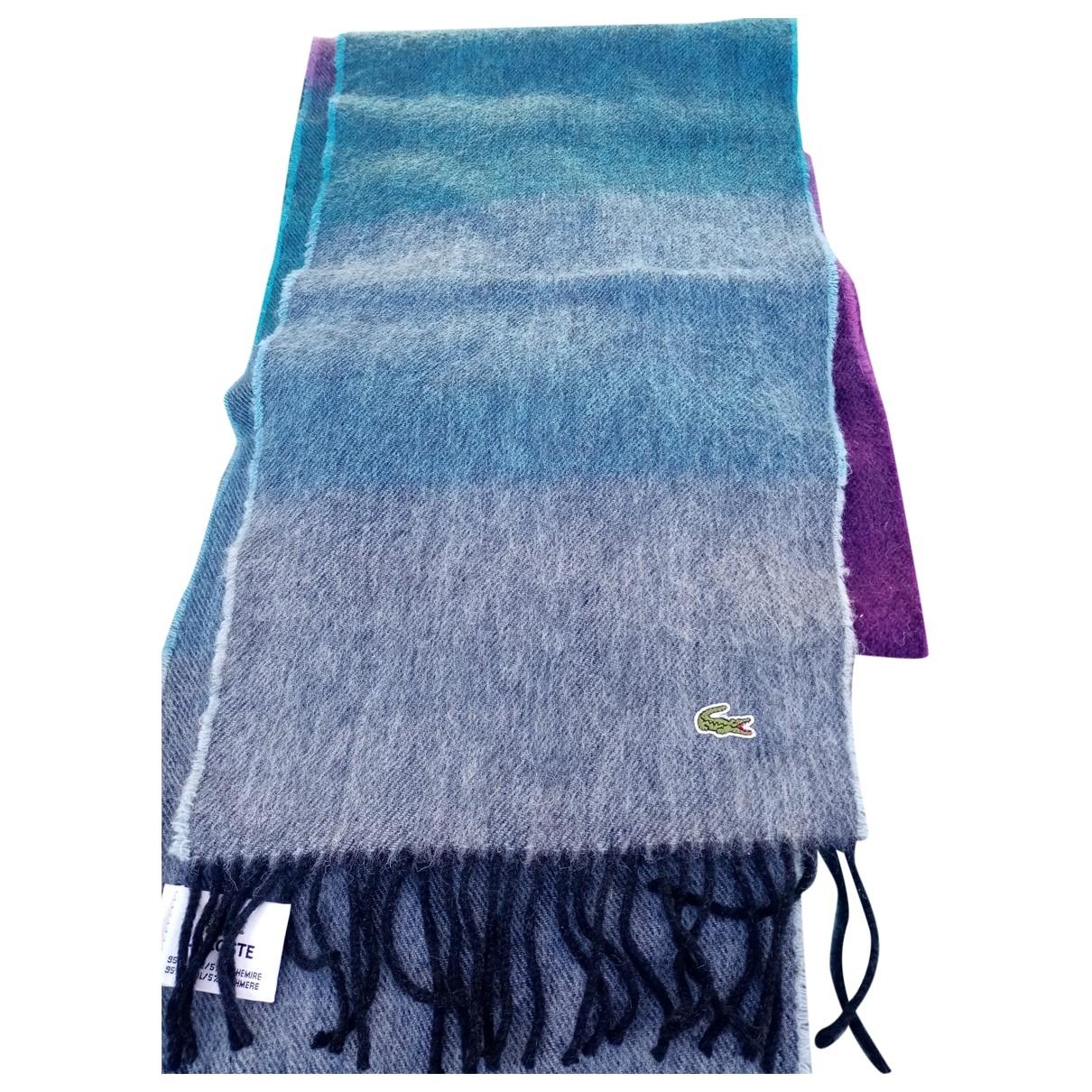 Lacoste - Cheches.Echarpes   pour homme en laine