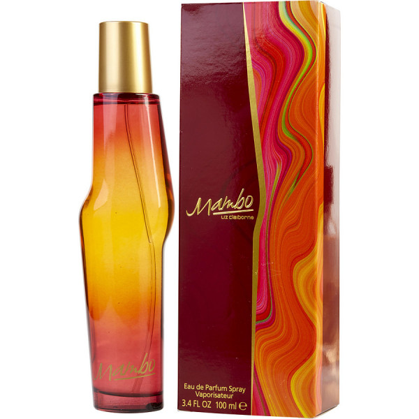 Liz Claiborne - Mambo : Eau de Parfum Spray 3.4 Oz / 100 ml