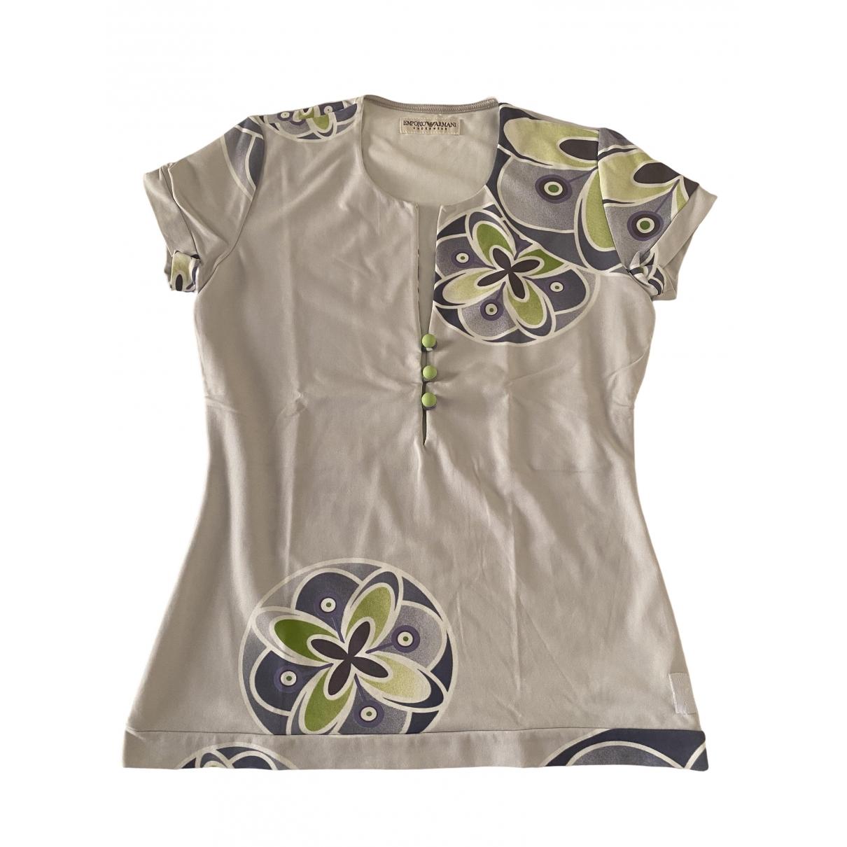 Emporio Armani - Top   pour femme - multicolore