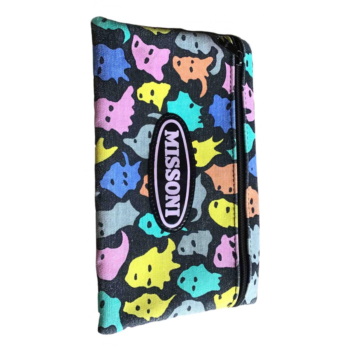 Missoni - Objets & Deco   pour lifestyle en coton - multicolore