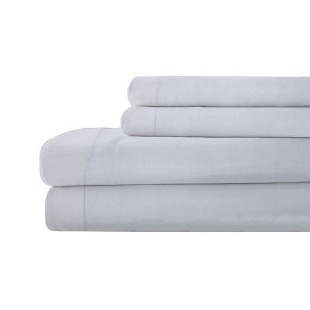 Hotel By Perthshire 620tc Sateen Sheet Set, One Size , White