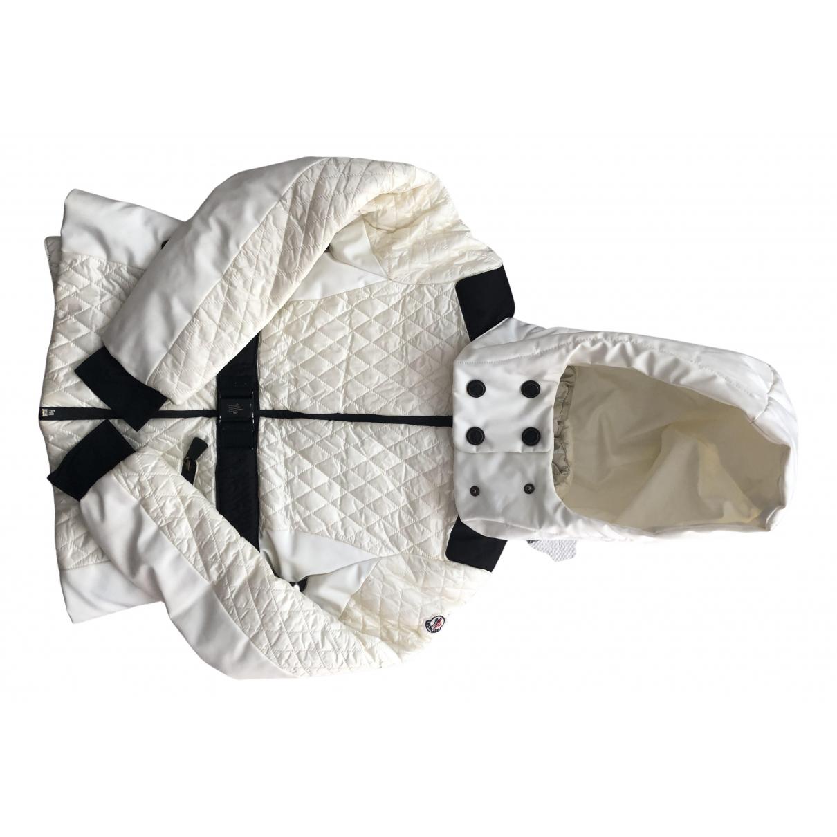 Moncler - Les ensembles   pour enfant - blanc