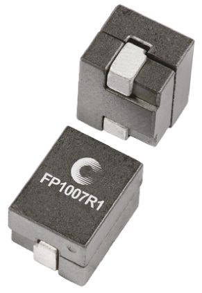 Eaton Bussmann Series , FP1007, 1007 Wire-wound SMD Inductor with a Ferrite Core, 216 nH ±10% Wire-Wound 32A Idc (5)